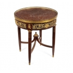 Pedestral Table 19th century
