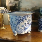 Large Chinese Porcelain Planter
