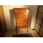FRENCH CHIFFONNIER CHEST OF DRAWERS