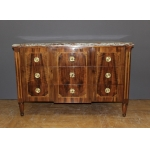LOUIS XVI STYLE CHEST OF DRAWERS