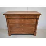 EARLY 19th CENTURY FRENCH CHEST OF DRAWERS