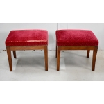 FRENCH DIRECTOIRE PERIOD STOOLS