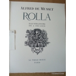 ROLLA BY ALFRED DE MUSSET