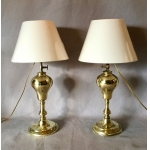 "PAIR OF ""GARDON"" LAMPS"