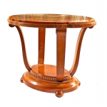 ART DECO PERIOD TABLE