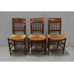 PROVENCAL STYLE CHAIRS