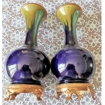 PAIR OF LOUIS XVI STYLE VASES
