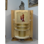 ART DECO PERIOD DRINKS CABINET