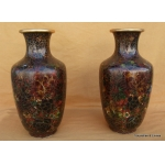 PAIR OF VINTAGE VASES