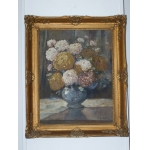 OIL ON PANEL SIGNED G. HELINCK (1884-1954)