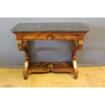 LOUIS PHILIPPE PERIOD CONSOLE TABLE