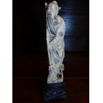 circa period XIX th original statue china feng shui chinese