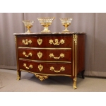 REGENCY PERIOD CHEST OF DRAWERS