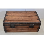 MAHOGANY AND CAMPHOR CHEST