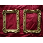 PAIR OF LOUIS XIV PERIOD FRAMES
