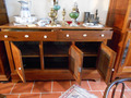 FRENCH RESTAURATION PERIOD SIDEBOARD