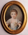 LOUIS XV PERIOD PASTEL PORTRAIT
