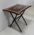 NAPOLEON III PERIOD FOLDING TABLE