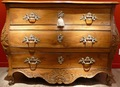 "Commode of ""port"" in walnut Louis XV period"