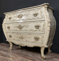 LOUIS XV STYLE VENITIAN CHEST OF DRAWERS