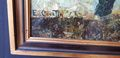 Painting Signed Emile Courtin (1925-1997)