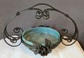 ART DECO PERIOD FRUIT BOWL