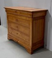 LOUIS PHILIPPE PERIOD CHEST OF DRAWERS