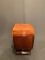 ART DECO PERIOD BEDSIDE TABLE