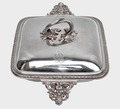 SILVER VEGETABLE TUREEN