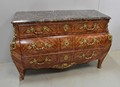 LOUIS XIV STYLE CHEST OF DRAWERS