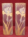 PAIR OF MONT JOYE VASES