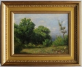 LANDSCAPE signed ADOLPHE GUILLON