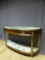 LOUIS XVI STYLE CONSOLE TABLE