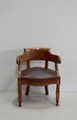 LOUIS PHILIPPE STYLE DESK CHAIR