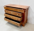 FRENCH RESTAURATION PERIOD CHEST OF DRAWERS