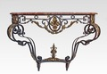 18th CENTURY STYLE CONSOLE TABLE