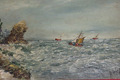 EARLY 20th CENTURY SEA SCAPE