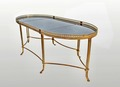 MARIA PERGAY COFFEE TABLE FOR JANSEN