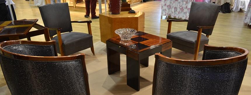 le mobilier art d co. Black Bedroom Furniture Sets. Home Design Ideas